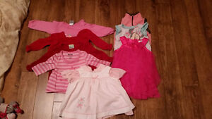 Girls Clothing 3 - 12 months