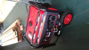 New In The Box 9000 Watt Generator with Electric Start