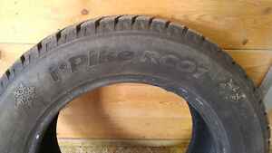 Winter snow tires for sale