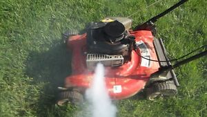 """RECYCLE CENTRAL Buying lawnmowers run or NOT """"cash paid"""""""