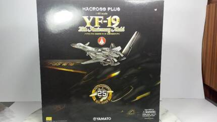 Macross - YF-19 25th Anniversary 1/60 Scale