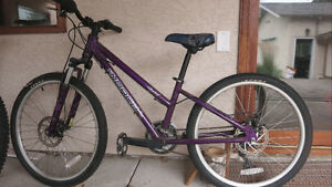 "2013 Girls 24"" Norco Angel Mountain Bike"