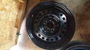 16.5 inch Toyota corolla  rims  Kitchener / Waterloo Kitchener Area image 2