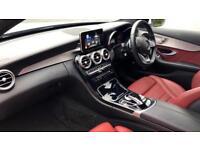 2015 Mercedes-Benz C-Class C300 BlueTEC Hybrid AMG Line P Automatic Diesel/Elect