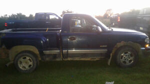 2001 Chevrolet Other Pickup Truck