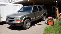2000 Chevrolet Blazer LT Cloth SUV, Crossover