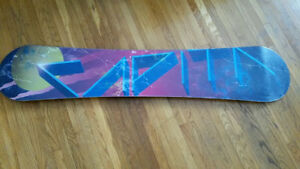 Capita Space Metal Fantasy women's snowboard size 143