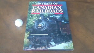 150 Years of Canadian Railroads, Bernie Fitzsimons, 1984 Kitchener / Waterloo Kitchener Area image 1