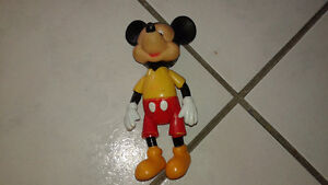 Walt Disney Mickey Mouse Action Figure