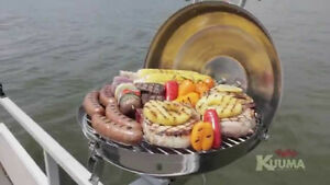 Kuuma Stainless Boat BBQ's on SALE NOW! - extra 10% OFF!!!