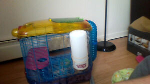 hamster cage for sale 40 dollars obo