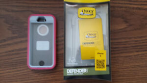 iPhone 5 Otterbox Defender