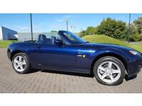 2007 MAZDA MX-5 ICON,LEATHER INTERIOR,JUNE 2017 MOT