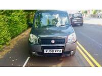 Fiat Doblo 1.4 8v Dynamic - Low miles - disable carier very excellent condition