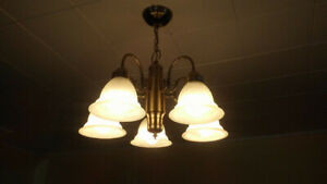 CHANDELIER FOR SALE. $50.00