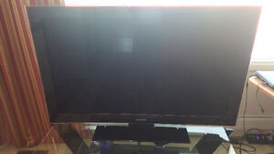 52 inch Samsung flat screen TV