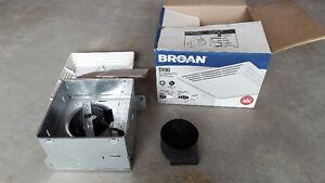 SOLD Broan Bathroom Fan DX90