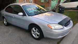 Parts Or Fix. 2000 FORD TAURUS SE.