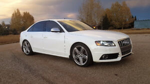 2011 Audi S4 Prestige Clean, Loaded, Winter Tires