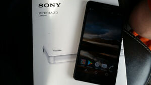 New Sony Xperia Z3 Compact