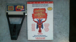 Game Genie with code book.