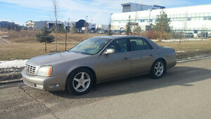 Cadillac DTS 300hp best price on kijiji