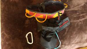 Wall climbing Harness (mint condition)