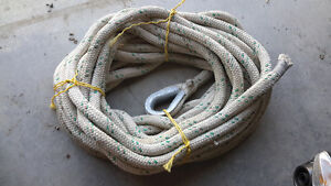 approx 100 ft 2 inch rope
