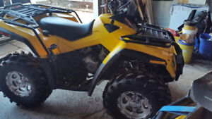 Can Am Outlander parts for sale
