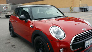 2016 MINI Mini Cooper Coupe (2 door)