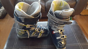 Womens downhill ski boots