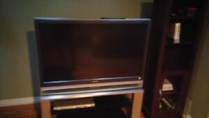 """good working 46 """" tv for sale"""