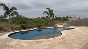 WINTER VACATION HOME FOR RENT WITH PRIVATE SALT WATER POOL