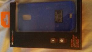 Samsung Galaxy S5 battery case sleeve