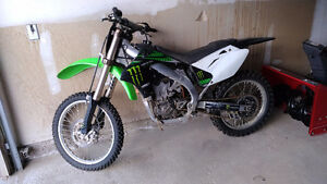 2007 Kawasaki KX450F *ownership included*