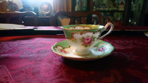 Royal Albert crown China cup and saucer
