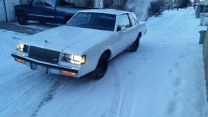 Clean 1987 buick regal limited