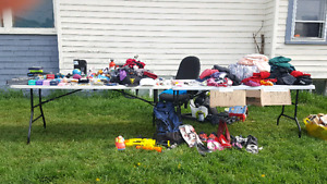 Yard sale, moving, EVERYTHING MUST GO !!