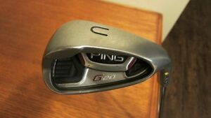 Ping G20 Gap Wedge 'U' - Right Hand - Reg. Flex - very good