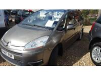 2007 Citroen C4 Picasso 7 SEATER DIESEL ESTATE AUTOMATIC STUNNING CAR