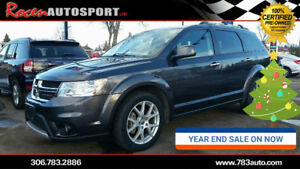 YEAR END SALE!! CERTIFIED 2015 JOURNEY R/T - AWD  - YORKTON