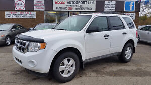 CERTIFIED 2009 FORD ESCAPE XLT AWD - LOADED - IN YORKTON