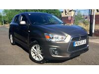 2013 Mitsubishi ASX 1.8 4 4WD Manual Diesel Estate