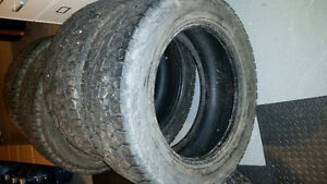Hankook Dynapro ATM tires 285x55x20