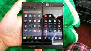 Sell or Trade DualScreen Android NEC N05E (with BROKEN SIM TRAY)