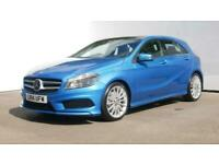 2014 MERCEDES A-CLASS A220 CDI BlueEFFICIENCY AMG Sport 5dr Auto Hatchback diese