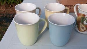 Boîtes de tasses