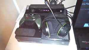 Excellent condition; come with Kinect ; and also games on the