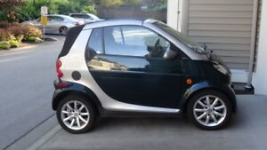 2006 Smart Fortwo grande style Convertible