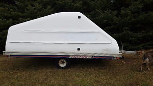 Triton elite 12 foot enclosed